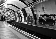 Bank Central Line east bound platform 24/02/19. (Ledlon89) Tags: london transport lt lte underground station bank centralline central tube railway lu eastbound line track platform city