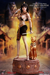 PHICEN PL2018-129 Anck Su Namun Princess of Egypt - 04 (Lord Dragon 龍王爺) Tags: 16scale 12inscale onesixthscale actionfigure doll hot toys phicen tbleague seamless