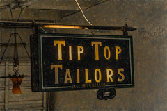 Tip Top Tailors (p) (davidseibold) Tags: america broadwaysbestantiques jfflickr photosbydavid piercecounty postedonello postedonflickr sign tacoma text tiptoptailor unitedstates usa washington unitedstatesofamerica