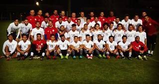 المنتخب الأوليمبى يتدرب باستاد القاهرة غداً قبل السفر إلى إسبانيا