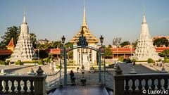Palais Royale de Phnom Penh, Cambodge