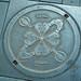 Manhole cover, Tivoli Gardens
