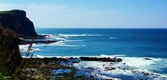 Mais a oeste ( I I I ) (antoninodias13) Tags: falésias mar praias pesca marés portodepesca percursos caminhadas trilhos assenta torresvedras lisboa portugal huawei mate20pro