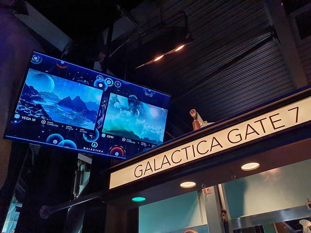 Galactica station