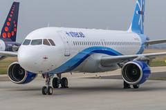 Interjet / A320 / VP-BZS / LKMT (_Wouter Cooremans) Tags: ostrava lkmt osr spotting spotter avgeek aviation airplanespotting interjet a320 vpbzs