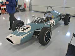 254 Cooper T59 F2  (1963) (robertknight16) Tags: cooper british 1950s racecar racingcar motoracing autosport t43 brabham silverstoneclassic bussey