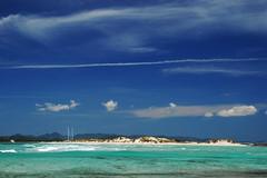 S'Espalmador (Kasabox) Tags: formentera isla illa island espalmador cielo cel sky blue blau azul nube nuvol cloud agua water mar sea mediterraneo mediterranean natura naturaleza nature relax paz peace verano estiu summer