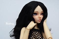 DSC_2148 (sonya_wig) Tags: fairytreewigs wig bjdwig minifeewig bjd bjdminifee minifeechloe handmadedoll bjddoll dollphoto fairyland fairylandminifee minifee chloe bjdphotographycoloringhair