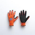 ゴム張り作業用手袋の写真