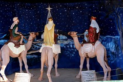 Epiphany of the Lord (Prayitno / Thank you for (12 millions +) view) Tags: balboa park san diego ca california three 3 magi far east journey follow star bethlehem faith christmas story peace hope love epiphany