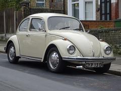 1969 Volkswagen Beetle 1500 (Neil's classics) Tags: vehicle 1969 volkswagen beetle 1500 vw