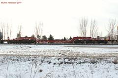 Heavy Duty Flat Car (Minkota Railfan) Tags: