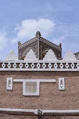 Sana'a Style (Rod Waddington) Tags: middle east yemen yemeni sanaa city capital unesco architecture traditional building style