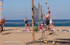 training in paradise (susodediego ) Tags: beachvolley lascanteras laspalmasdegrancanaria beach arena sand atlántico olympusem10markii mzuiko60mmf28macro susodediego