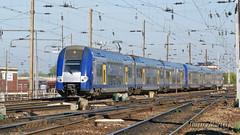 Z 24657/58 (379) + Z 24779/80 (640), Amiens - 07/04/2011 (Thierry Martel) Tags: z24500 amiens automotrice sncf