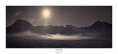 Neblina/ Mist (Jose Antonio. 62) Tags: spain españa asturias picosdeeuropa neblina mist lake lago ercina backlight contraluz monocrome
