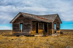 High Plains Remains (Matt Kemps) Tags: abandoned colorado historical homestead house plains prarie fortmorgan unitedstates us prairie history west remains
