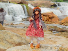 Roaring Waters (Forest_Daughter) Tags: merrydollround nanaimo mdrnanaimo mdrpygmy bjd balljointed doll artistbjd artistdoll