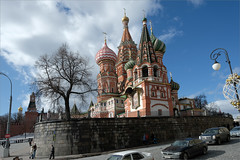 (Kirill & K) Tags: город москва солнечно март собор василия блаженного