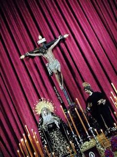 Santísimo Cristo de Burgos. Madre de Dios de la Palma. Hermandad del Cristo de Burgos. #Sevilla #MiércolesSanto