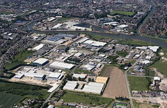 The Found Riverside Industrial Estate in Boston - Lincolnshire UK aerial image (John D Fielding) Tags: boston lincs lincolnshire thefound riverside industrialestate above aerial nikon d810 hires highresolution hirez highdefinition hidef britainfromtheair britainfromabove skyview aerialimage aerialphotography aerialimagesuk aerialview drone viewfromplane aerialengland britain johnfieldingaerialimages fullformat johnfieldingaerialimage johnfielding fromtheair fromthesky flyingover fullframe