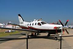 F-HBGD   Socata TBM850 [389] Avalon~VH 22/03/2007 (raybarber2) Tags: 389 airportdata bizprop cn389 fhbgd filed flickr frenchcivil planebase raybarber ymav