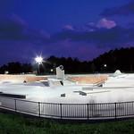 スケートパークの写真