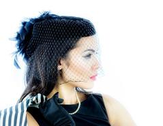 portrait - vintage look (gks18) Tags: portrait canon lightroom nik fashion vintage