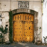 #Roma #CDMX #México #doors #film #analog #shootfilm #porta #kodakportra #filmisalive #filmcamera thumbnail