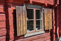 064-1 (Andre56154) Tags: schweden sweden sverige haus house gebäude building holzhaus fenster window