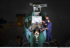 Manutenção (Força Aérea Brasileira - Página Oficial) Tags: 1gav11 2018 bma brazilianairforce fab h50esquilo natal apoio asasrotativas esquadraogaviao forcaaereabrasileira formacao fotobrunobatista helicopteros manutencao mecanicos sargentos treinamento