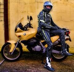 Bike F650 (driver Photographer) Tags: 摩托车,皮革,川崎,雅马哈,杜卡迪,本田,艾普瑞利亚,铃木, オートバイ、革、川崎、ヤマハ、ドゥカティ、ホンダ、アプリリア、スズキ、 aprilia cagiva honda kawasaki husqvarna ktm simson suzuki yamaha ducati daytona buell motoguzzi triumph bmw driver motorcycle leathers dainese motorrad