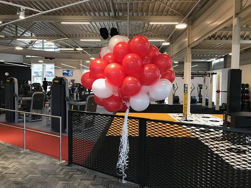 Heliumballonnen Opening FIT for Free Spijkenisse