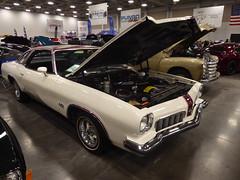 Coastal Virginia Auto Show Va Beach 2018 (MisterQque) Tags: carshow autoshow coastalvirginiaautoshow oldsmobile olds442 1970scars musclecar
