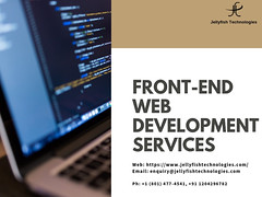 Choose Jellyfish Developers For Your Front End Development (JellyfishTechnologies) Tags: frontend web development services
