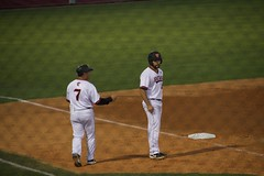 Tampa Bay Spartans (AlainC3) Tags: tampabay spartans baseball collegebaseball floride florida field grass danny canard dannymaynard