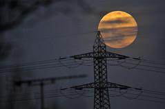 Super Moon... (jeangrgoire_marin) Tags: moon moonlight moonrise supermoon astrophotography astronomy