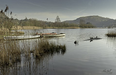 Grasmere (Alex365pix) Tags: lakedistrict grasmere water boats tranquil nikon kasefilters benro