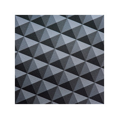 Mystery Pattern (benjaminjohnson1983) Tags: 2019 abstract black contrast convex curves diagonal dynamic flickr geometric grey highcontrast highlights lines macro2019 macromondays plastic shadows square texture triangles unitedkingdom whatisthat