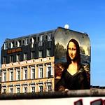 Mona Lisa behind the Berlin Wall thumbnail