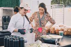 United by Food (fiu) Tags: bacardi beach side bbq 2019