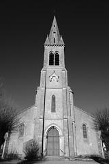 DSCF6857 (leo paol) Tags: église church religion bw black white sooc acros fuji xt2