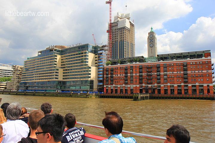 泰晤士河遊船Thames Citycruise-13