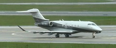 OO-WEG Bombardier Challenger 300 BRU 150319 (kitmasterbloke) Tags: brussels zaventem bru ebbr aircraft aviation jet belgium outdoor transport