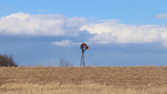 Windmill and Clouds (blazer8696) Tags: 2019 aermotor brookfield brookfieldcenter ct connecticut ecw happy happylandings landings t2019 usa unitedstates open protected space windmill windmills img3918