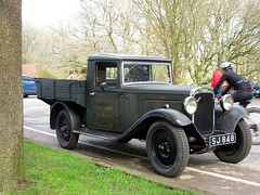 ~ 1935 Austin pick-up truck * (John(cardwellpix)) Tags: ~5900 1935 austin pickup truck newlands corner guildford