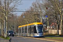 Solaris Tramino NGT10 XL #1012 LVB Leipzig Lipsk (3x105Na) Tags: solaris tramino ngt10 xl 1012 lvb leipzig lipsk strassenbahn strasenbahn tram tramwaj deutschland germany niemcy sachsen saksonia