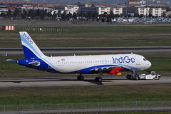 F-WWIK A320neo Indigo Airlines (eigjb) Tags: airbus a320 indigo airlines toulouse blagnac airport lfbo plane spotting jet transport airliner aircraft airplane aeroplane predelivery assembly fwwik neo cn 8896 a320271n
