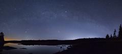 Reid State Park Winter Milky Way (elink04) Tags: milkyway stars astro astrophotography astroscape nasa reid state park maine panorama starry orion pleiades light beach