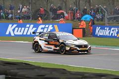 27 Dan Cammish (aledy66) Tags: dancammish 27 halfords canon eos 6d 6d2 markii mk2 mkii btcc brands hatch kwik fit british touring car championship 2019 ef70300mm honda civic type r